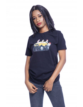 New Lagos Bus Tee