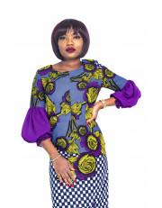 Tochi Midi Length Dress