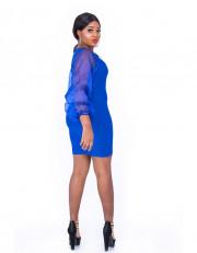 Luminee Blu Dress