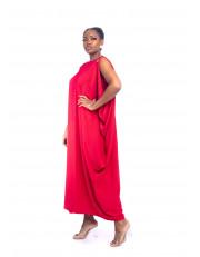 Sleeveless Side Cowl Abaya