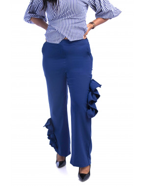 ANI'S Pant with Side Frills