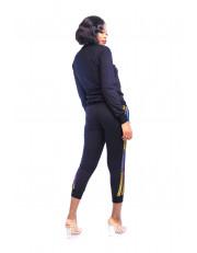 Cropped Pants Set