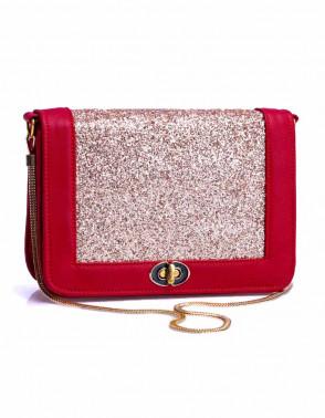 Rhodamine Red: Alex With Glitters