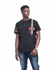Afrocentric Reflective Tee
